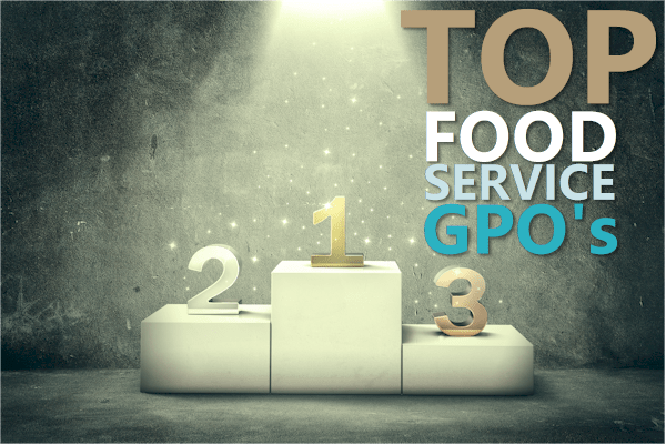 Top foodservice gpo or group purchasing organization